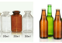 Methods of measuring the wall thickness of bottles