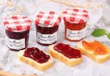 Test method for opening force of jam bottle cap