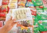 Frozen food packaging sealing performance monitoring program